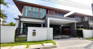 For SaleHousePattanakan, Srinakarin : 🏡🌺 Single house for sale, new house, Phatthanakan