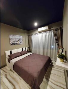 For RentTownhousePattanakan, Srinakarin : 3-storey townhome for rent, fully furnished, M.M.Tow plus Krungthepkreetha Soi 7, opposite Market Today, near Rama 9 Expressway.