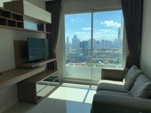 For RentCondoRama9, RCA, Petchaburi : For rent Circle Condominium 1 bedroom price only 20,000 baht/month.