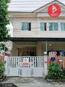 For SaleHouseSamrong, Samut Prakan : house for sale Burirom Village Theparak-Suvarnabhumi, Samut Prakan