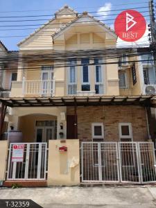 For SaleTownhouseRangsit, Patumtani : 2 storey townhouse for sale, Warangkun Village, Rangsit, Khlong 3, Lam Luk Ka, Pathum Thani.