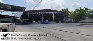 For RentWarehouseBang kae, Phetkasem : Warehouse for rent Bang Waek - Phutthamonthon Sai 1