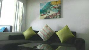 For RentCondoSukhumvit, Asoke, Thonglor : Condo for rent Grand Park View Asoke Type 1 bedroom 1 bathroom Size 36 sq.m. Floor 29