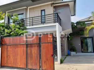 For SaleHousePattaya, Bangsaen, Chonburi : Sell or rent Baan Pool Villa