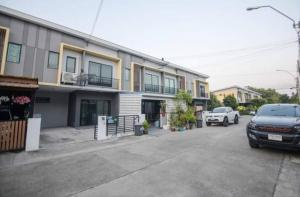 For RentTownhouseNawamin, Ramindra : 📣Townhome for rent, The Connect Watcharaphon Permsin 2 project