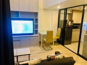 For RentCondoSathorn, Narathiwat : Knightsbridge Prime Sathorn Size 30 Sq.m. Studio unit **Fully furnished ,Ready to move in**