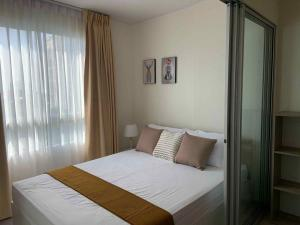 For RentCondoLadprao, Central Ladprao : For rent THE TREE Ladprao 15, beautiful room, brand new, fully furnished, near MRT Lat Phrao