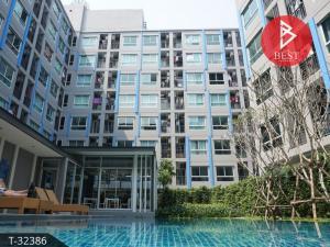 For SaleCondoSamrong, Samut Prakan : Sell/Rent Condo The Kith Plus Sukhumvit 113 near BTS Samrong.