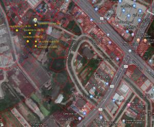 For SaleLandChaengwatana, Muangthong : Vacant land in the area of Fish Song Nam Pak Kret District