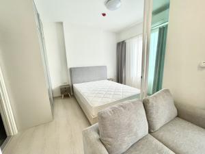For RentCondoRatchadapisek, Huaikwang, Suttisan : 🎉🎉✨ Rent Chapter One ECO Ratchada – Huaikwang 1 bed with bedroom curtain ✨🎉🎉