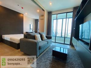 For RentCondoSiam Paragon ,Chulalongkorn,Samyan : For rent Ideo Q Chula Samyan 19,000/month34 sqm.