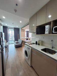 For RentCondoSiam Paragon ,Chulalongkorn,Samyan : New room for rent, Ideo Q chula samyan, clean room, 1 bedroom. If interested, contact 0654649497.
