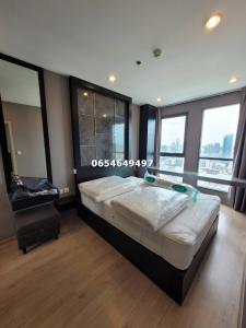 For RentCondoSiam Paragon ,Chulalongkorn,Samyan : Ideo Q chuala Samyan for rent, 2 bedrooms, 2 bathrooms, size 66 sq.m., contact 0654649497
