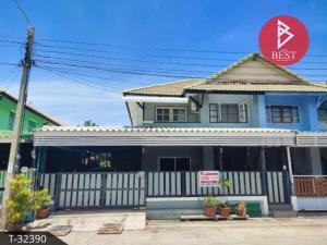 For SaleTownhouseSamrong, Samut Prakan : Townhouse for sale Pruksa Village 15, Bang Phli-Tamru, Samut Prakan