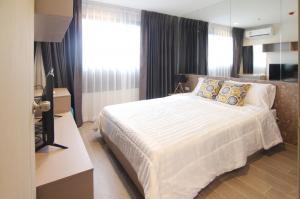 เช่าคอนโดอ่อนนุช อุดมสุข : ให้เช่าห้อง 1bed คอนโด Ideo Sukhumvit 93 ห้องบิ้วอินแต่งสวยพร้อมอยู่