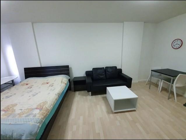 For RentCondoNawamin, Ramindra : G 4779 💛 Condo for rent, D Condo Ramintra, beautiful room, ready to move in.