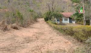 For SaleLandCha-am Phetchaburi : Land + 1 storey house, Kaeng Krachan Country Club Near Kaeng Krachan Golf Course, Tha Yang District, Phetchaburi Province