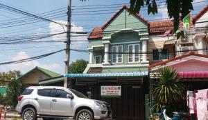 For SaleTownhouseBangbuathong, Sainoi : Townhouse 2 floors, Chao Phraya Village 9, Bang Kruai Sai Noi Road, Bang Len Subdistrict, Bang Yai District, Nonthaburi