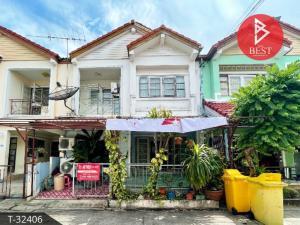 For SaleTownhouseSamrong, Samut Prakan : Townhouse for sale Kalapapruek Village, Bang Bo, Samut Prakan
