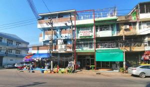 For SaleShophouseOnnut, Udomsuk : Commercial Building, 3.5 Floor, Soi On Nut 70/1, Prawet Subdistrict, Phra Khanong District, Bangkok