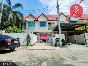 For SaleTownhouseSamrong, Samut Prakan : 2 storey townhouse for sale, Den Chai, Khlong Asia, Praeksa Mai, Samut Prakan.