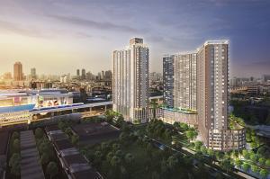 Sale DownCondoBang kae, Phetkasem : Condo for sale down payment