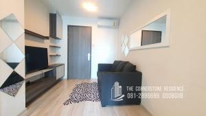 For RentCondoRatchadapisek, Huaikwang, Suttisan : For rent Centric Huai Khwang 12,000 baht 35 sq m (corner room) next to Mrt Huai Khwang 50 meters.