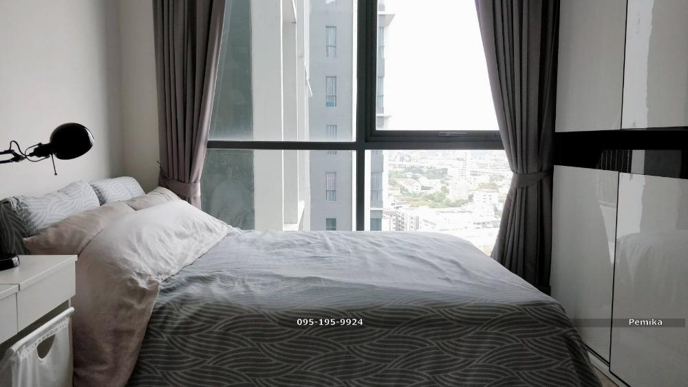 ขายคอนโดอ่อนนุช อุดมสุข : For Sell Ideo Mobi Sukhumvit area 22 sqm 2.7MB Fully Furnished ขาย คอนโด ไอดีโอ โมบิ สุขุมวิท