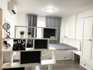 For SaleCondoBangna, Lasalle, Bearing : Sale D Condo Campus Resort Bangna (ABAC)