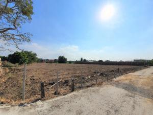 For SaleLandRama5, Ratchapruek, Bangkruai : 📢 Selling cheap, large empty land, Ratchaphruek Road, Chaiyapruek Road 🚈 only 10 minutes to the pink train station