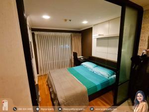 For SaleCondoRama9, RCA, Petchaburi : JY-R00014-For sale Lumpini Place Rama 9 1 bedroom 1 bathroom 37 sq.m Building A on 19th floor good price and nice room