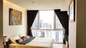 For RentCondoNana, North Nana,Sukhumvit13, Soi Nana : Luxury condo for rent, 15 Residence, Sukhumvit 15, 20th floor, 1 bedroom, 1 bathroom, 59 sqm. South, fully furnished, bathtub, full electrical appliances, beautiful room, superb view, 26,000!!