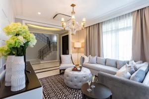 เช่าบ้านบางนา แบริ่ง : Luxury house • Nantawan Bangna Km.7 • For rent