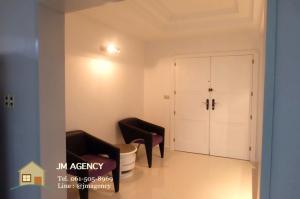 For RentCondoSukhumvit, Asoke, Thonglor : For rent !! President Park Sukhumvit 24 , spacious room in Phromphong, Modern style room