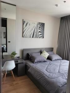 For RentCondoSukhumvit, Asoke, Thonglor : Condo for rent, The FINE Bangkok Thonglor -Ekamai, beautiful room in Japanese style.