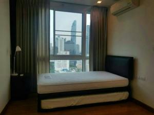For RentCondoSiam Paragon ,Chulalongkorn,Samyan : Condo for rent, Wish at Samyan, condominium 37 sq m. 2 beds, fully furnished