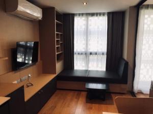 เช่าคอนโดสยาม จุฬา สามย่าน : For rent Altitude Samyan-Silom 49.5 sqm. 2 bed Built-in fully furnished