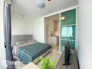 For RentCondoRatchadapisek, Huaikwang, Suttisan : CT009_P💖Chapter One Eco Ratchada💖 **Beautiful room, fully furnished, ready to move in**