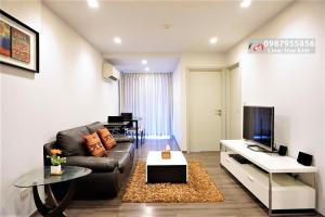 For RentCondoOnnut, Udomsuk : (C131) For rent Sari by Sansiri (Sari by Sansiri) Sukhumvit 64 near BTS Punnawithi 200 meters, Building B, 5th floor, 47 sqm, fully furnished. Electrical appliances + decorations
