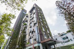 For SaleCondoSukhumvit, Asoke, Thonglor : 🔥Hot Deal🔥 Sell Ashton morph38 1+1 bedroom, special layout room. Super special price, only 9.2 million, contact Nat 095-987-9669
