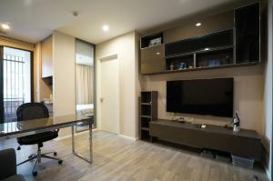 For SaleCondoOnnut, Udomsuk : ++ Urgent sale!!! The Room Sukhumvit 69** 1 bedroom, 1 bathroom, size 34.2 sq.m., fully furnished +++