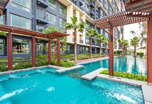 ขายคอนโดพระราม 9 เพชรบุรีตัดใหม่ : ขายด่วน !! Casa Condo Asoke ดินแดง 1 Bed 30.61 sqm วิว มุม ส่วนตัว ห้องแต่งใหม่หมด โทรด่วน 0825425536 เบศ