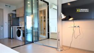 For RentCondoOnnut, Udomsuk : (LS7) Life Sukhumvit 62 for rent, 25 Sqm, Floor 21st, near BTS Bang Chak