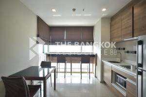 For RentCondoRatchadapisek, Huaikwang, Suttisan : ♡ Room 46 sq.m. Sky Kitchen, rent at 16,000. ♡