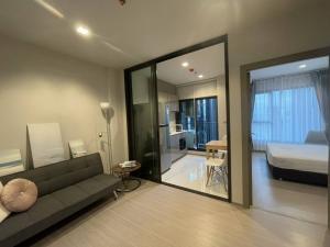 เช่าคอนโดพระราม 9 เพชรบุรีตัดใหม่ : 🎉 ให้เช่าคอนโด Life asoke rama9 💥 ห้องใหม่ 1 ห้องนอน ชั้นสูง พร้อมเฟอร์เครื่องใช้ไฟฟ้าครบ ตกแต่งพร้อมเข้าอยู่ได้เลย