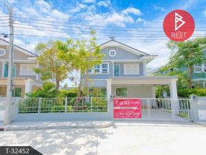 ขายบ้านพัฒนาการ ศรีนครินทร์ : ขายบ้านเดี่ยว 2 ชั้น ชัยพฤกษ์ ศรีนครินทร์ สมุทรปราการ