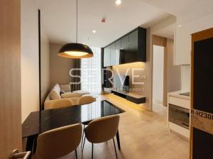 For RentCondoSukhumvit, Asoke, Thonglor : Modern Style 2 Bed Good Location in Asoke Area BTS Asok & MRT Sukhumvit 500 m. / Condo For Rent