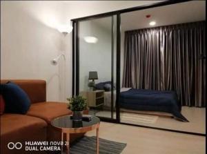 For RentCondoBangna, Lasalle, Bearing : The Excel Groove Lasalle 52, 6th floor, open view