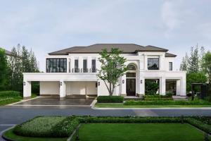 """ขายบ้านพัฒนาการ ศรีนครินทร์ : Rental / Selling : Super Luxury House """"Baan Sansiri Pattanakarn"""""""