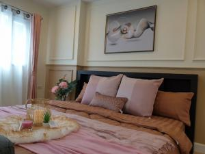 For SaleCondoOnnut, Udomsuk : LL-LS603 for sale..The escape condominium, Sukhumvit 101/1, beautiful, sweet, luxurious room with special privileges. private parking don't have to fight anyone